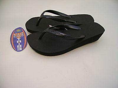 flip flops woman high light preto black