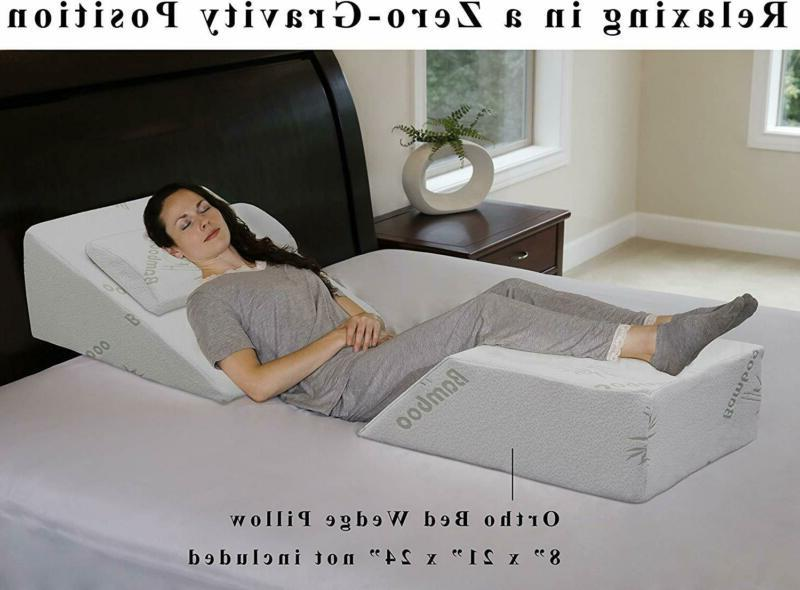 Foam Wedge Bed High Quality Removable Snoring Post