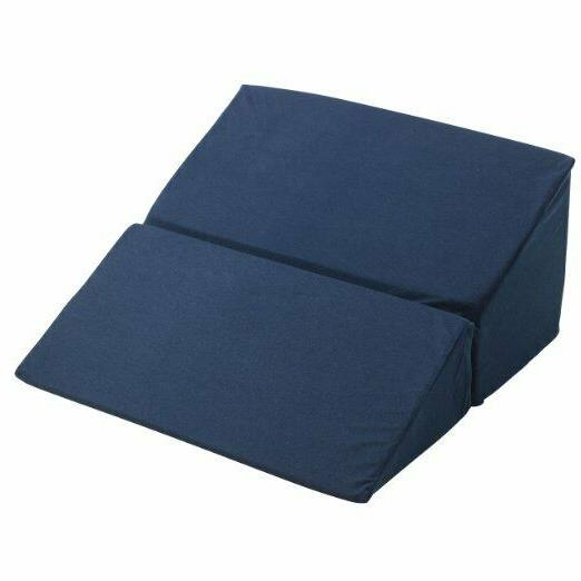 folding bed wedge body positioners support convenient