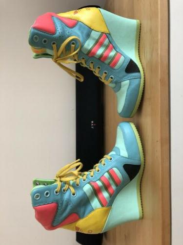 jeremy scott x adidas 2013 originals womens