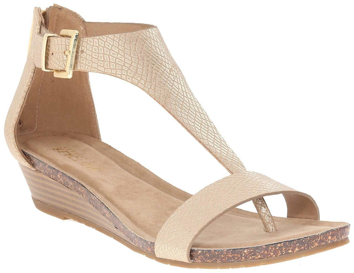 Kenneth Cole Great Wedge Sandal,