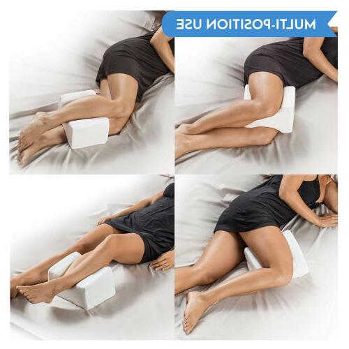 Memory Bed Pillow Side Hip Pain