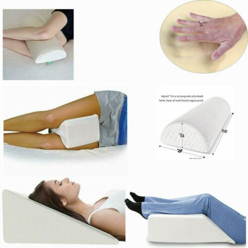 Memory Foam Pillow Leg Head Sleeping