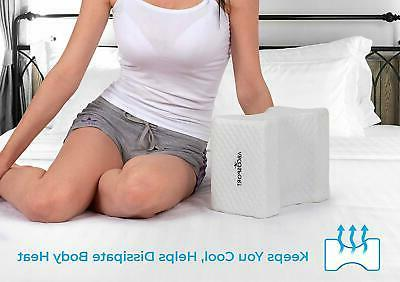Abco Knee Pillow Cooling With Cover