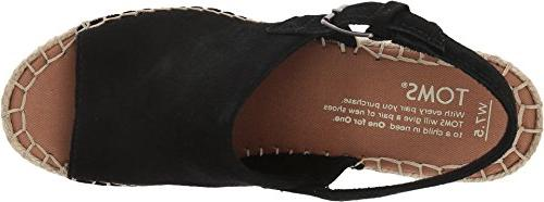 TOMS Suede 10011842 Women's Size 9