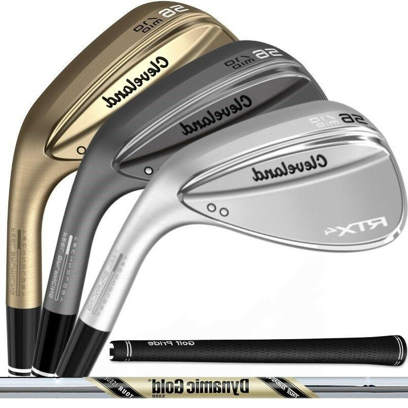 new 2019 rtx 4 wedge choose your