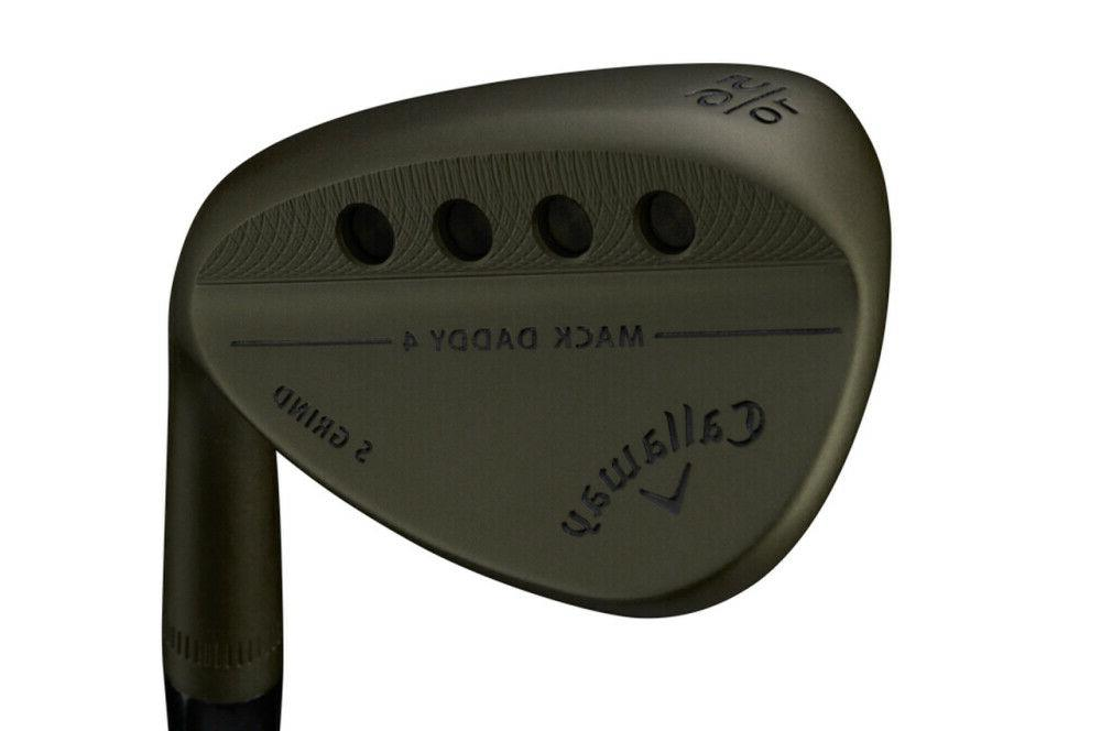 new md4 tactical wedge choose loft bounce