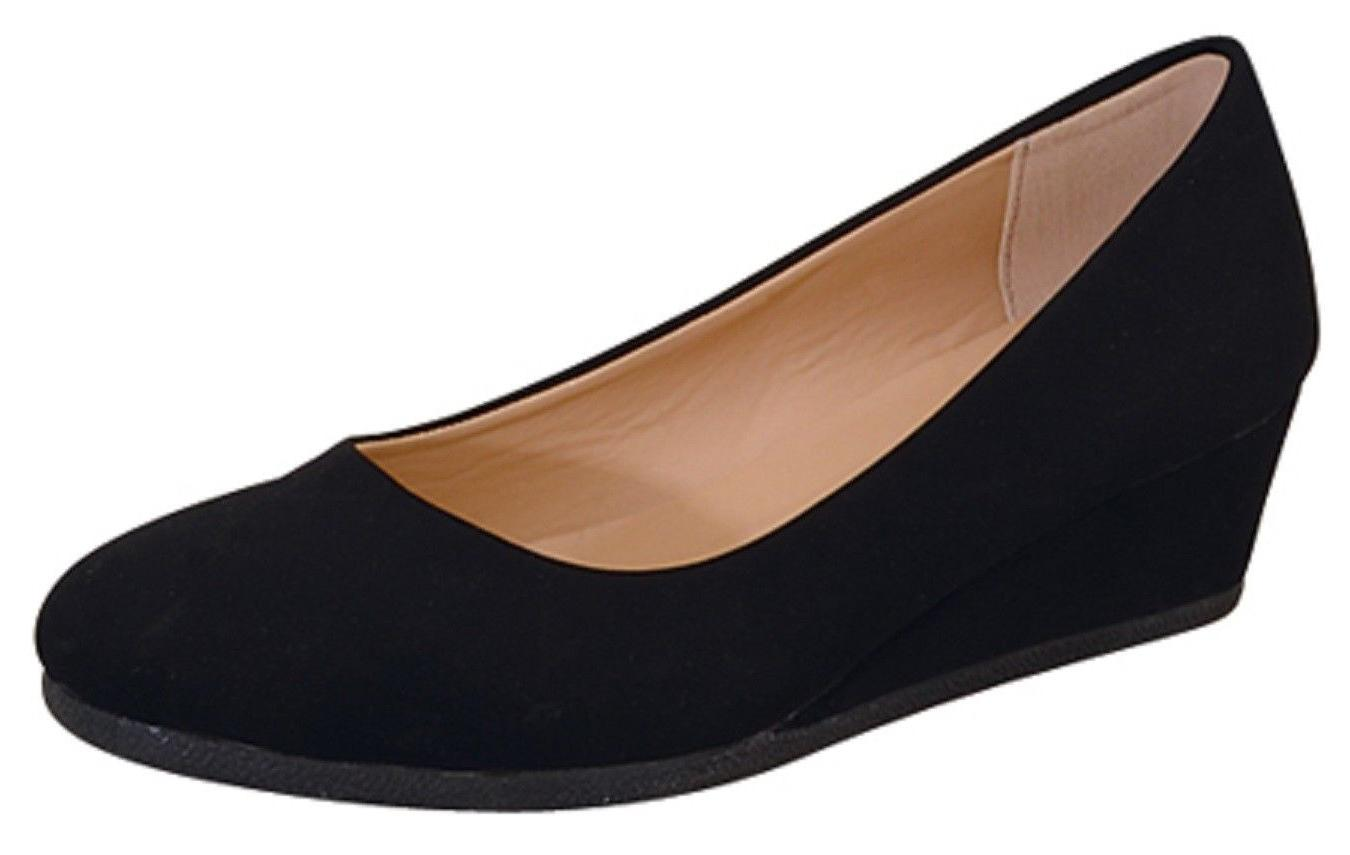 new women pointy or round toe low