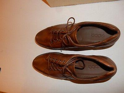 NEW ECCO Women's Lace-Up Oxford Leather EU41