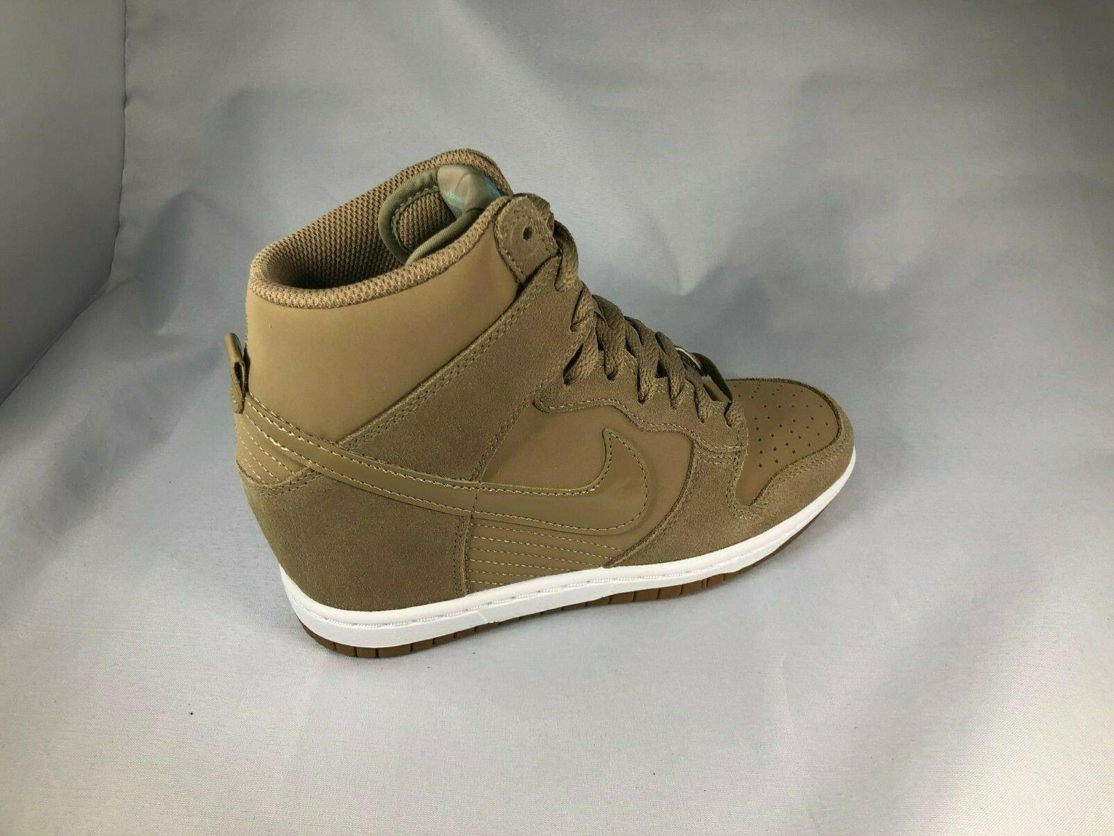 NEW WOMENS DUNK SKY ESSENTIAL SHOES 644877 8