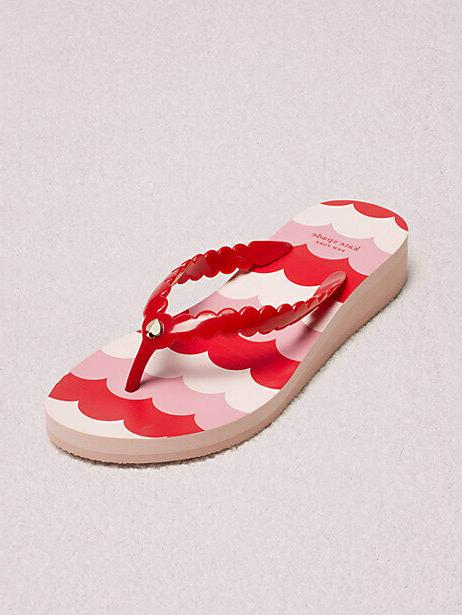 NIB/in KATE New York Wedge Fit Sandals-Szs 7