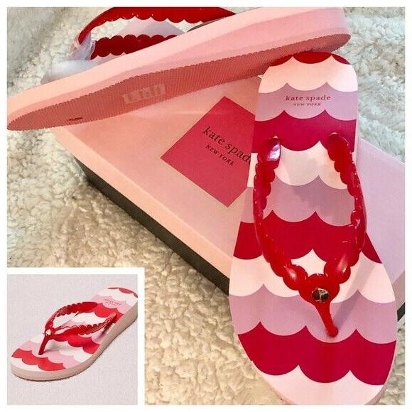 nib in box mare scalloped wedge fit