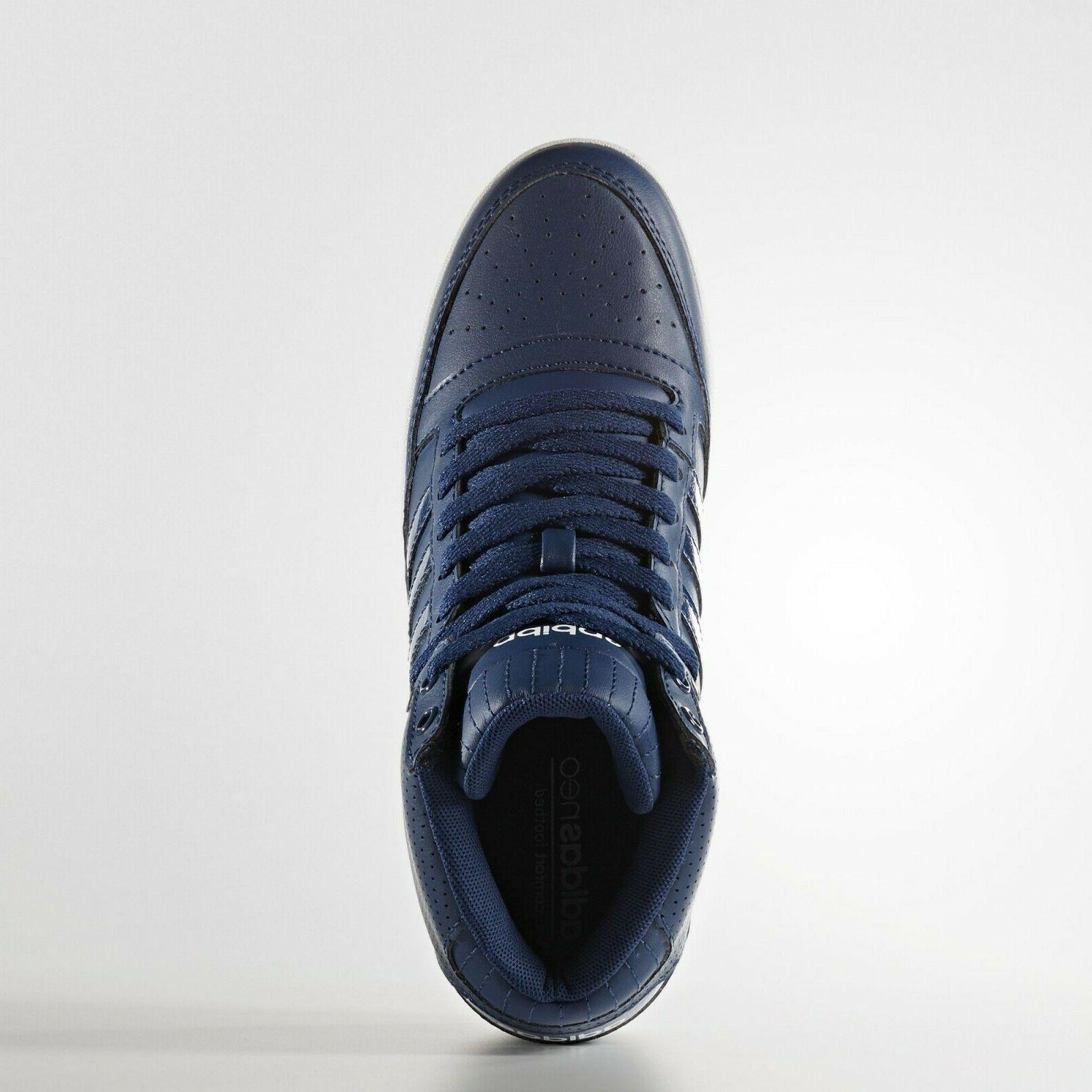 Adidas Originals NEO Navy Blue Wedge Comfort shoes AW3969 all sizes