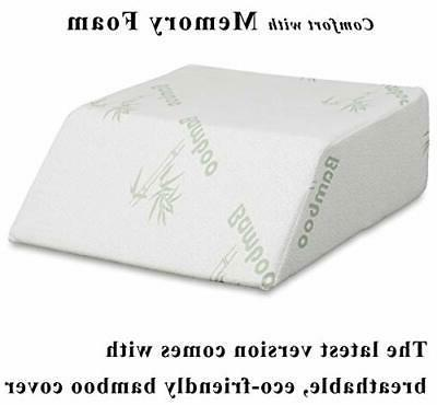 InteVision Ortho Wedge Pillow with Quality, Removable x