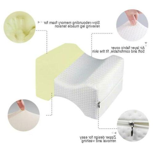 Memory Foam Bed Pillow for Pain Relief