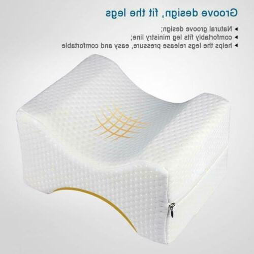 Memory Bed Side Sleepers Hip Back Pain Relief USA