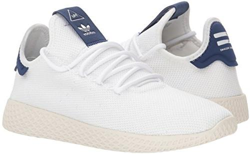 adidas Women's PW Tennis HU W Shoe, FTWR, 8 US