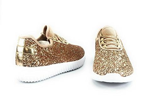 remy 18 glitter sneakers