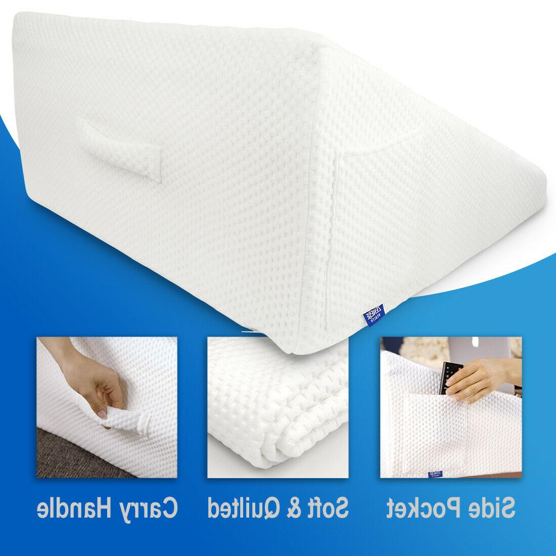 """Replacement Pillow to wedges x X 12"""" - Bamboo"""