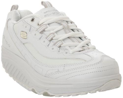 shape ups white leather toning