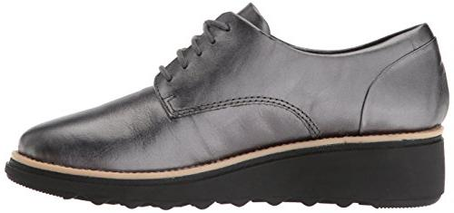 CLARKS Women's Oxford, 070