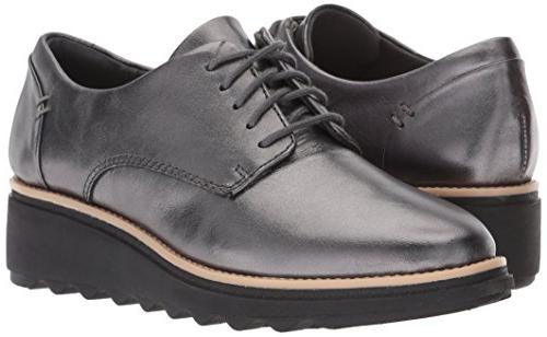CLARKS Sharon Oxford, 070 M
