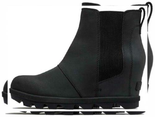 Of Arctic Wedge Chelsea Boots