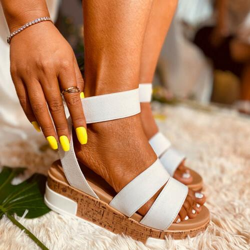 Summer Flatform Wedges