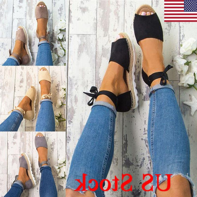 LOW HEEL SUMMER SANDALS SHOES