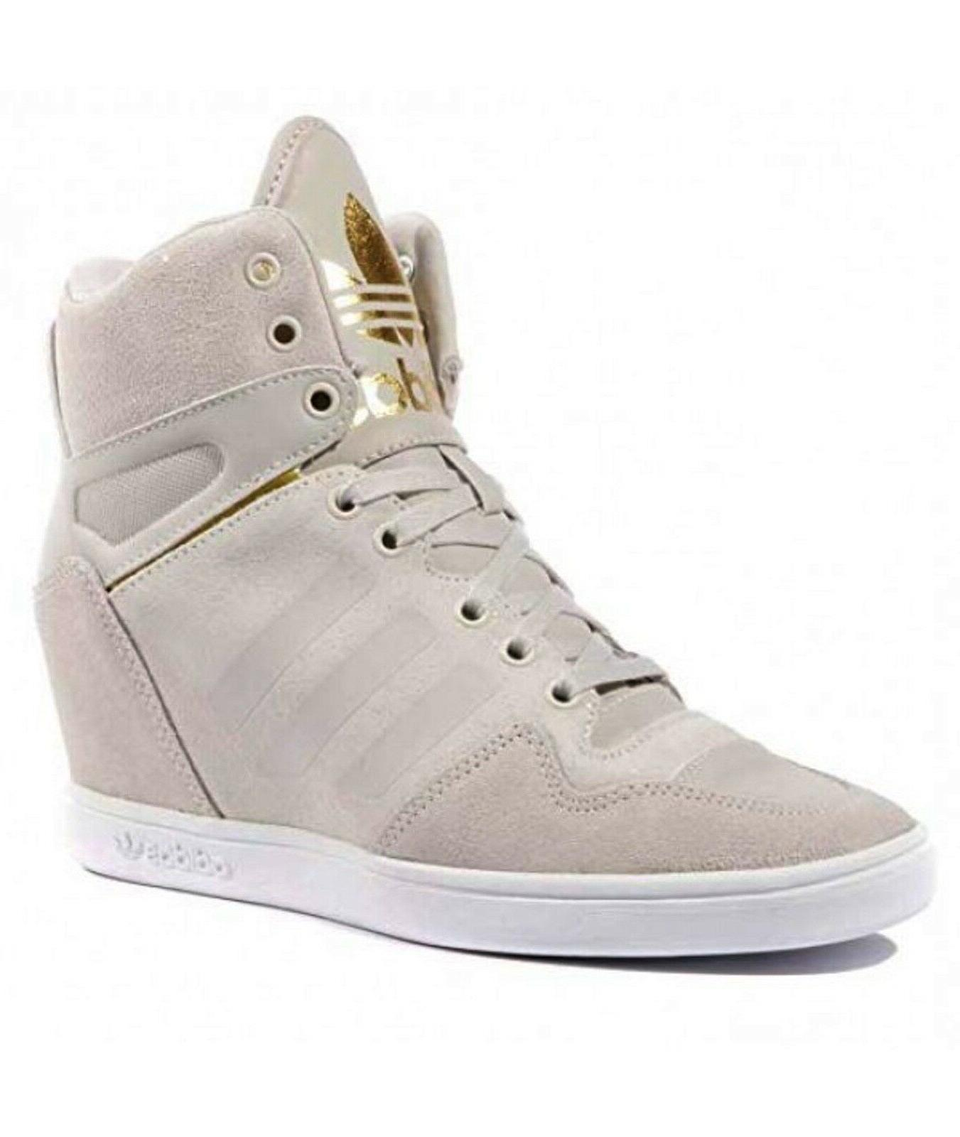 Adidas ATTITUDE UP S75018 MID TOP SNEAKERS