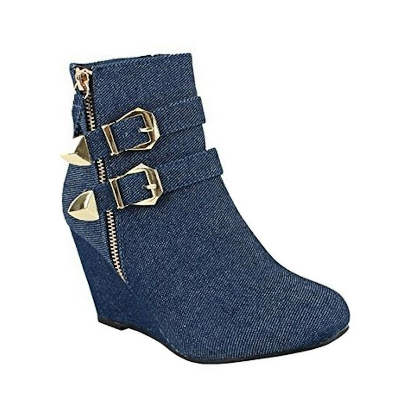 Forever Women's Ankle Fashion Bootie Size