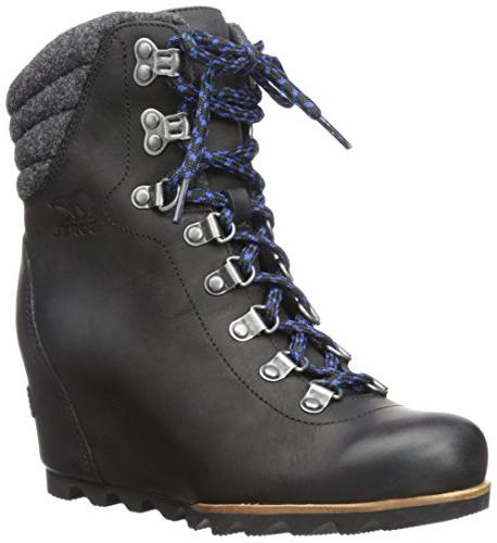women s conquest wedge mid calf boot