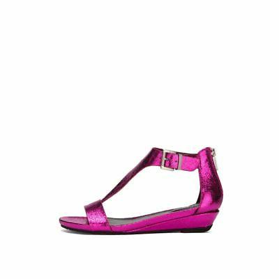women s gal wedge sandal fuchsia 8
