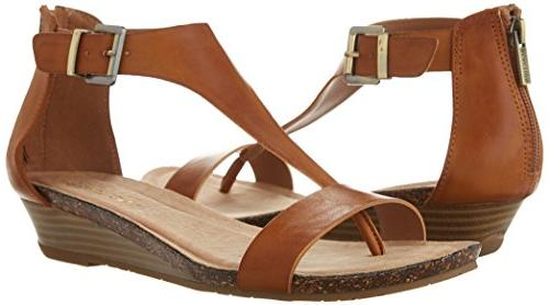 Kenneth Cole Gal Wedge Toffee, 8.5 M US