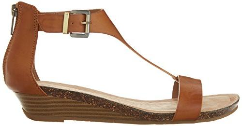 Kenneth Cole REACTION Gal Wedge Toffee, 8.5 M US