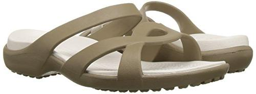 crocs Women's Wedge M US