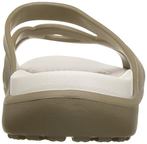 crocs Wedge Sandal, M