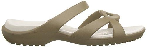 crocs Meleen Twist Wedge Sandal,