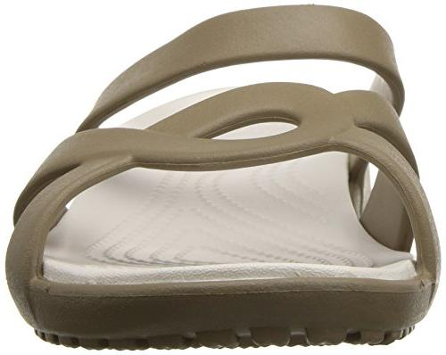 crocs Women's Wedge 9 M US