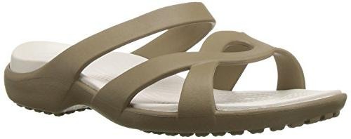 women s meleen twist wedge sandal khaki