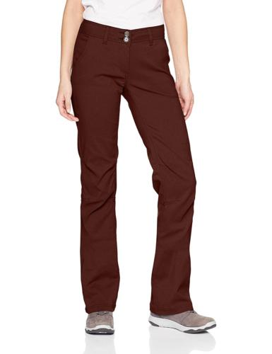 prAna Women's Regular Inseam Halle Pants, 12, Wedge Wood