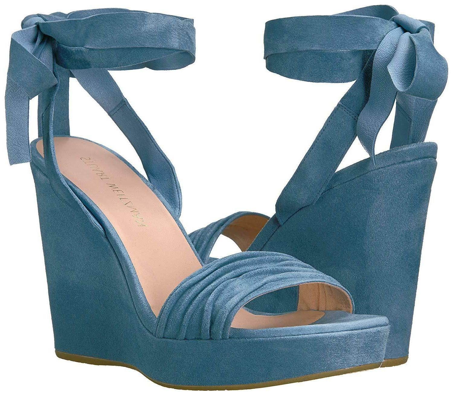 women s swiftsong wedge sandal lt blue