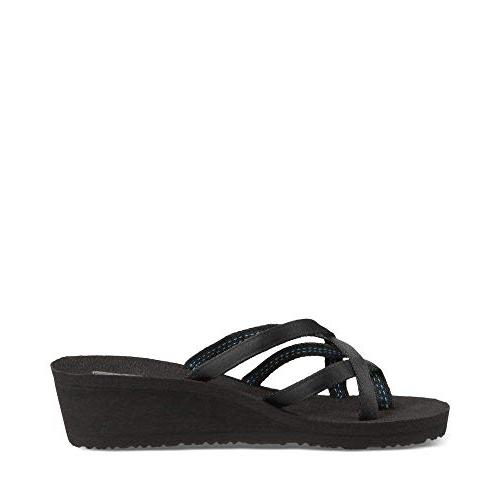 Teva Mandalyn Wedge Ola Flip-Flop, M US