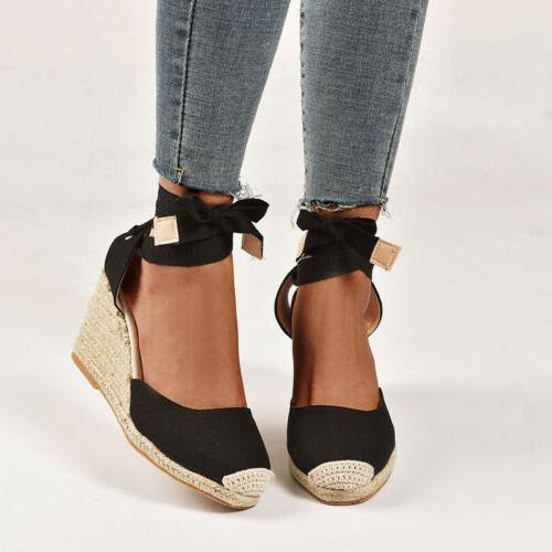 Women Sandals Wedge Platform Pumps
