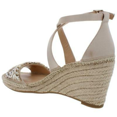 Badgley Ankle Strap Wedge Shoes