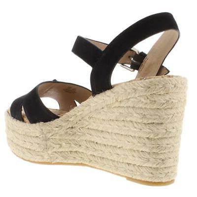 Sam Ankle Strap Wedges Shoes 6425