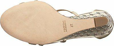 Badgley Mischka Wedge Sandal-