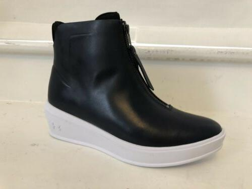 Womens Elevated Mid Leather Sportstyle