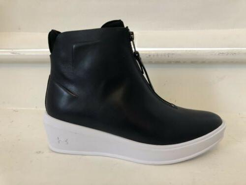 Womens UAS Under Elevated Wedge Leather NEW