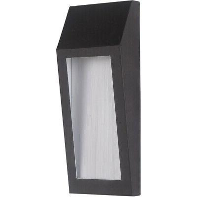 z9302 obo led wedge outdoor wall light
